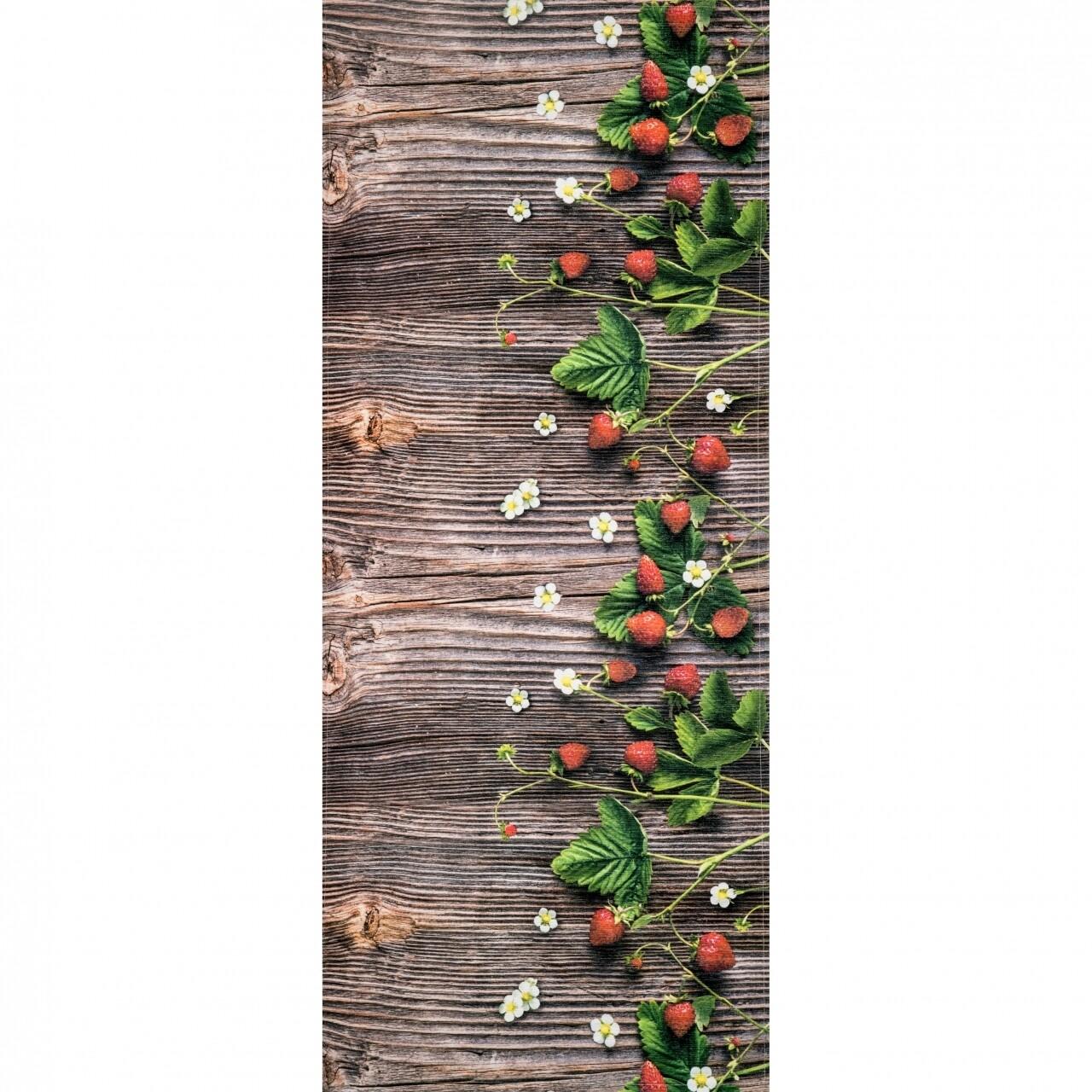Covor rezistent Webtappeti FRAGOLINE CM 58x140 cm, multicolor