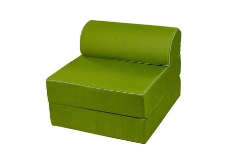 Fotoliu extensibil de interior Essentia Verde