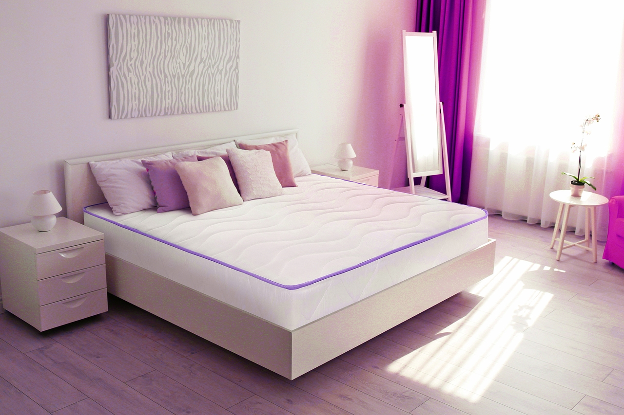 Saltea Super Ortopedica Purple Line 140 x 190 cm