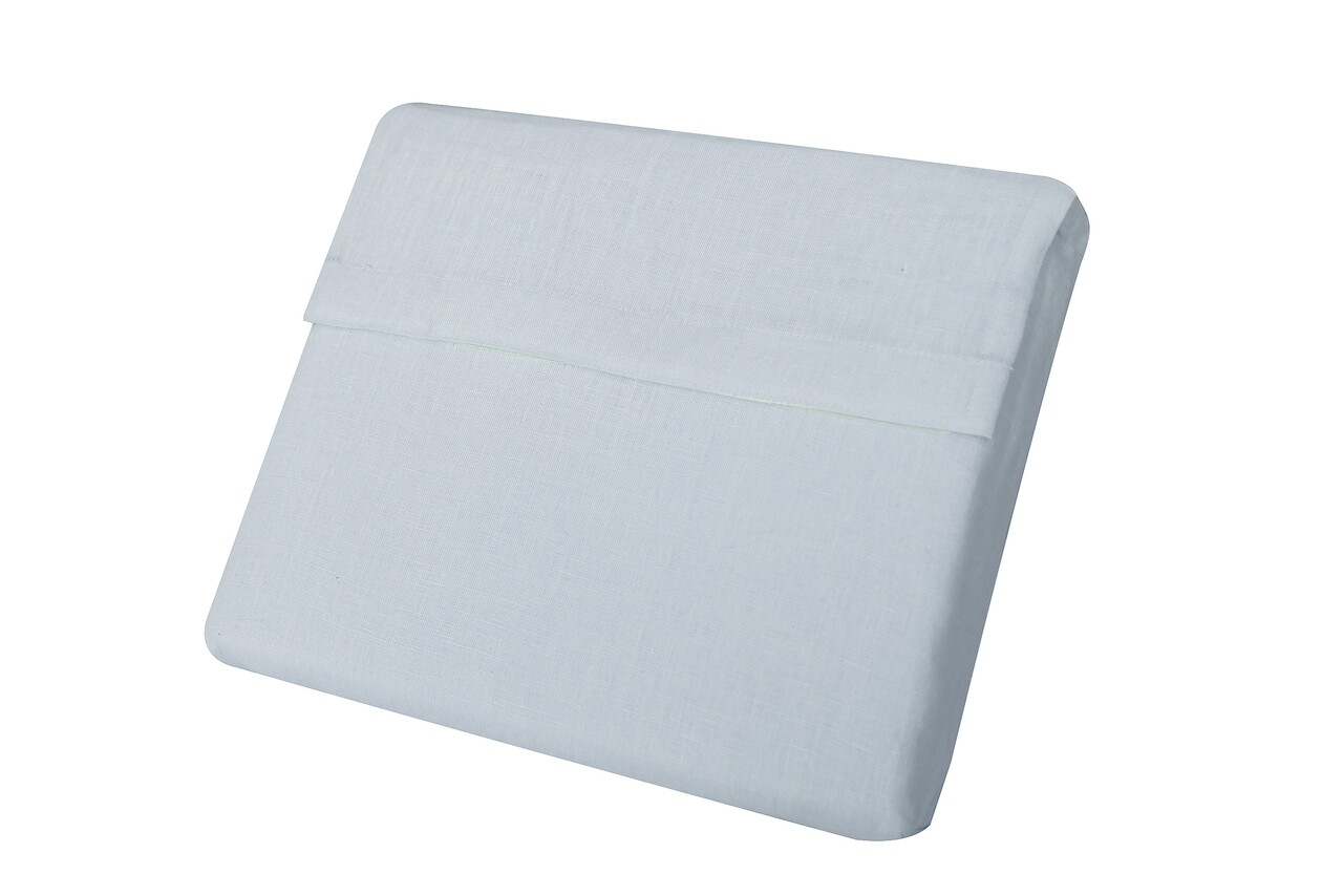 Cearsaf pat 100% IN, Bedora, 280x280 cm, Bleu