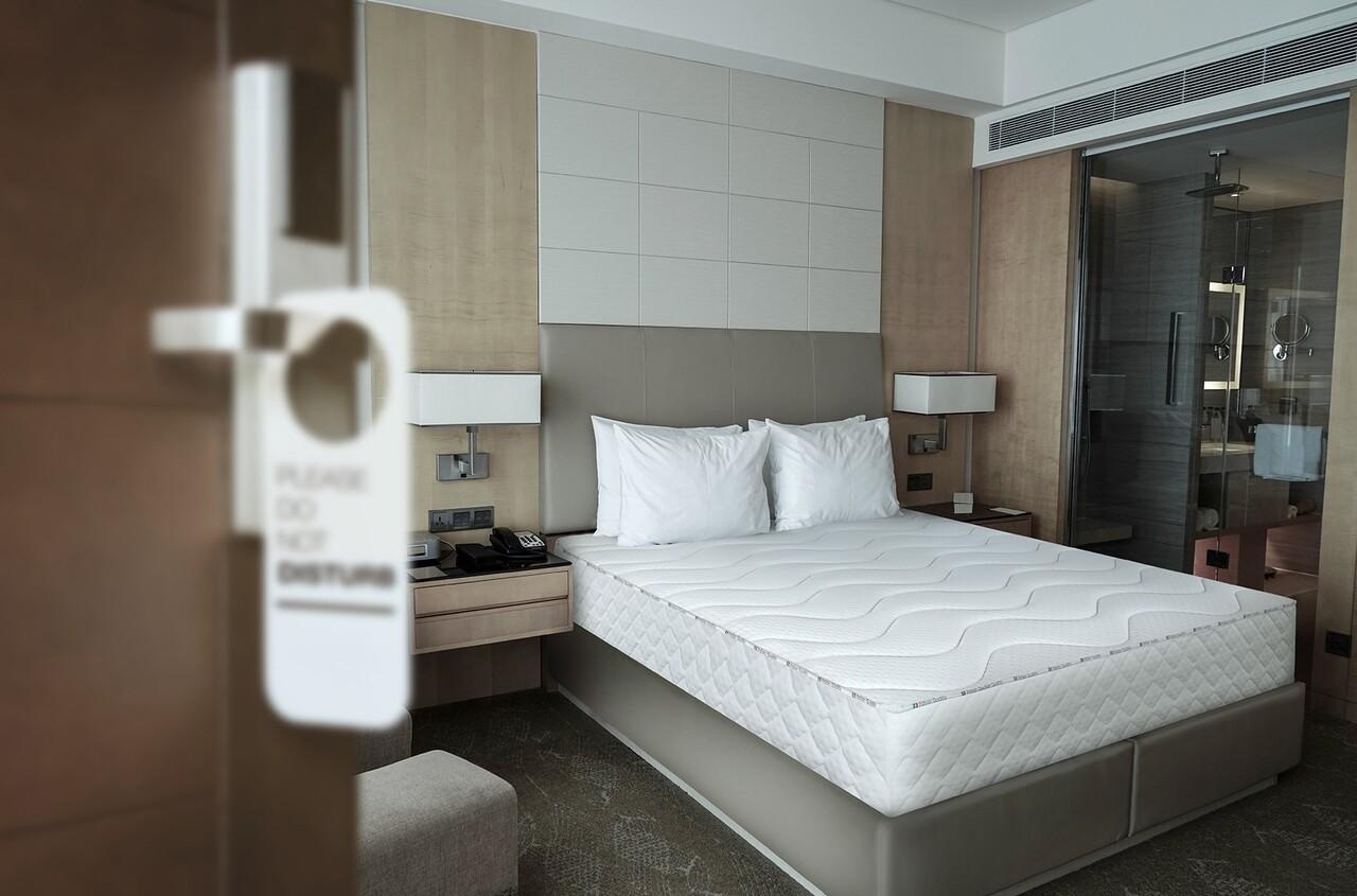 Saltea Green Future Hotel Line Memory Pocket 7 Zone 90 x 200 x 25 cm