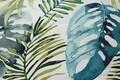 Perna sezlong Alcam, Midsummer, 195x50x3 cm, microfibra matlasata, Jungle
