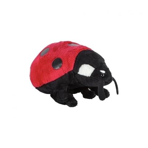 Plus Buburuza, 15 cm, rosu/negru