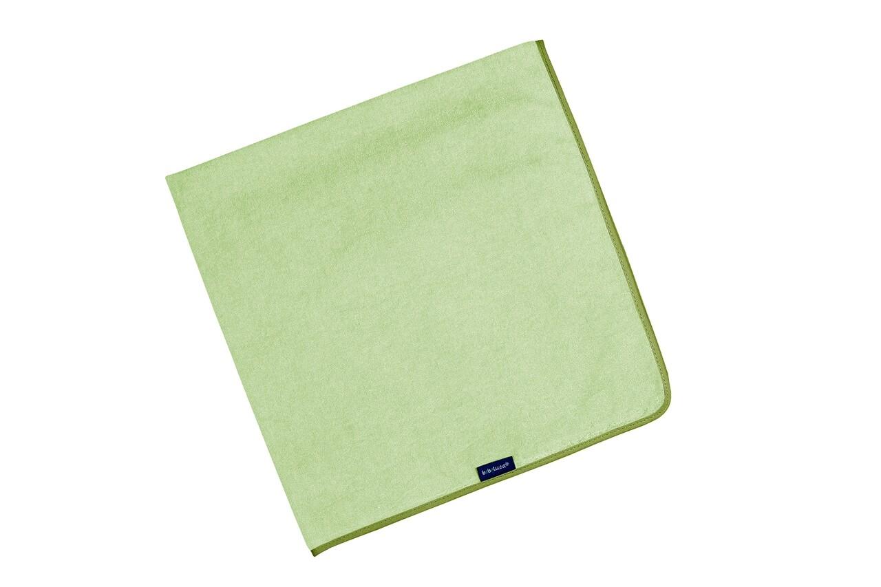 Aleza impermeabila-reutilizabila bebelusi, 72x72 cm, Verde
