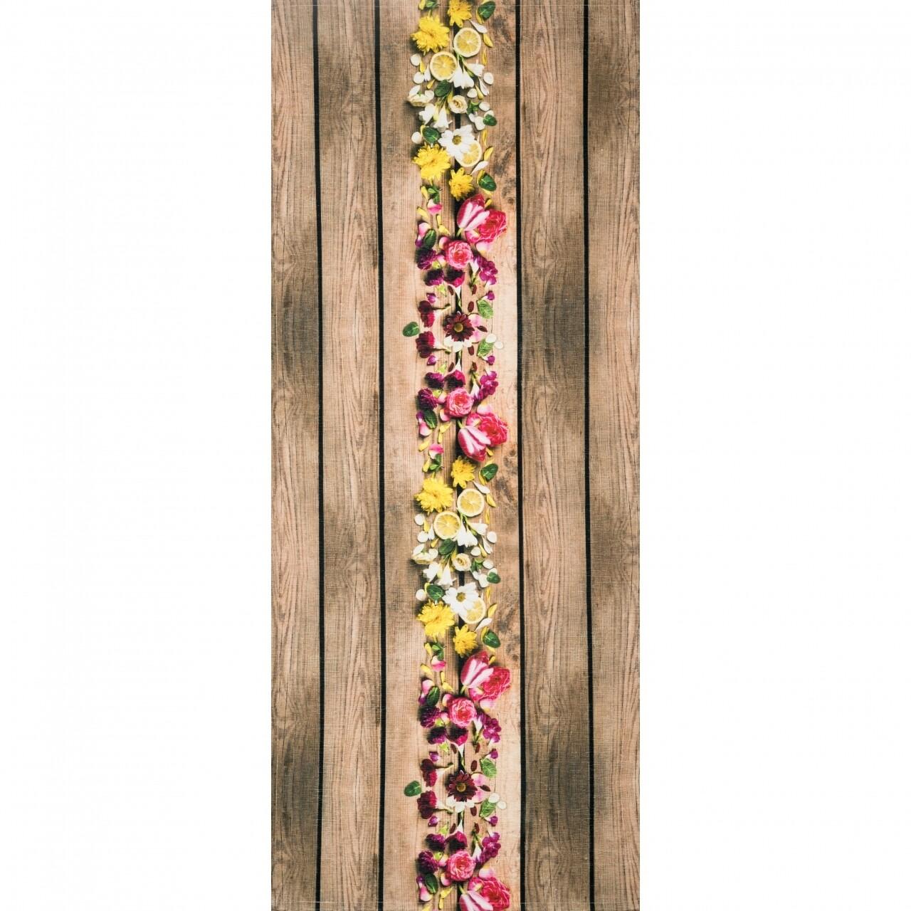 Covor rezistent Webtappeti NATURE CM 58x80 cm, multicolor