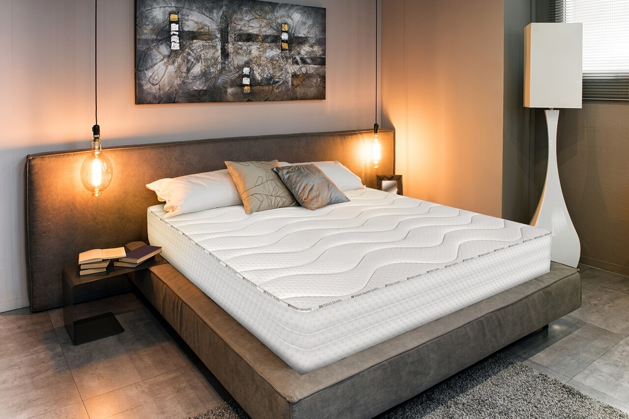 Saltea Green Future Hotel Line Memory Pocket 7 Zone 160 x 200 x 30 cm