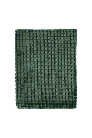 Patura Mistral Flannel plaid combo, Tight Squares, 130x170 cm