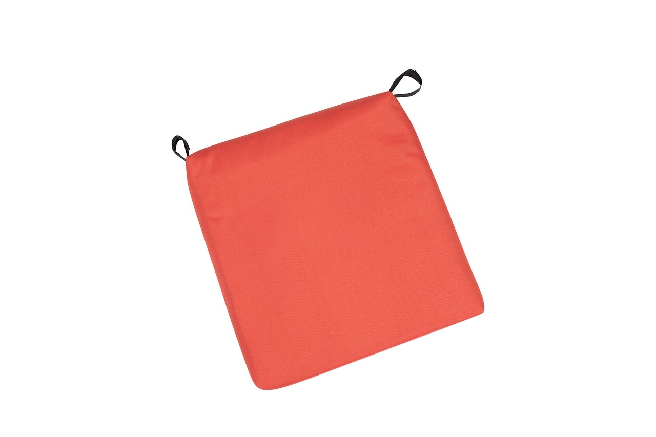 Perna scaun, Alcam, Soft Orange, 40x40x4 cm