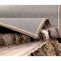 Covor rezistent Webtappeti Cuore 60 x 240 cm, maro/bej