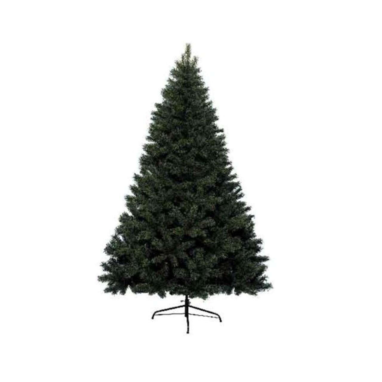 Brad de Craciun Canada Spruce, Decoris, H180 cm, verde