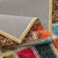 Covor rezistent Webtappeti Patchwork 60 x 115 cm, multicolor