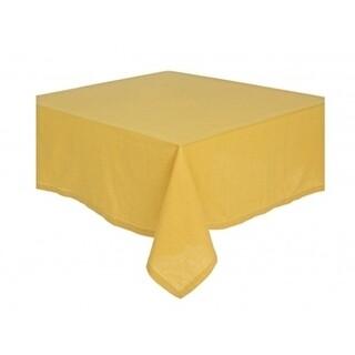 Fata de masa, Debby Yellow, Bizzotto, bumbac, 140x280 cm