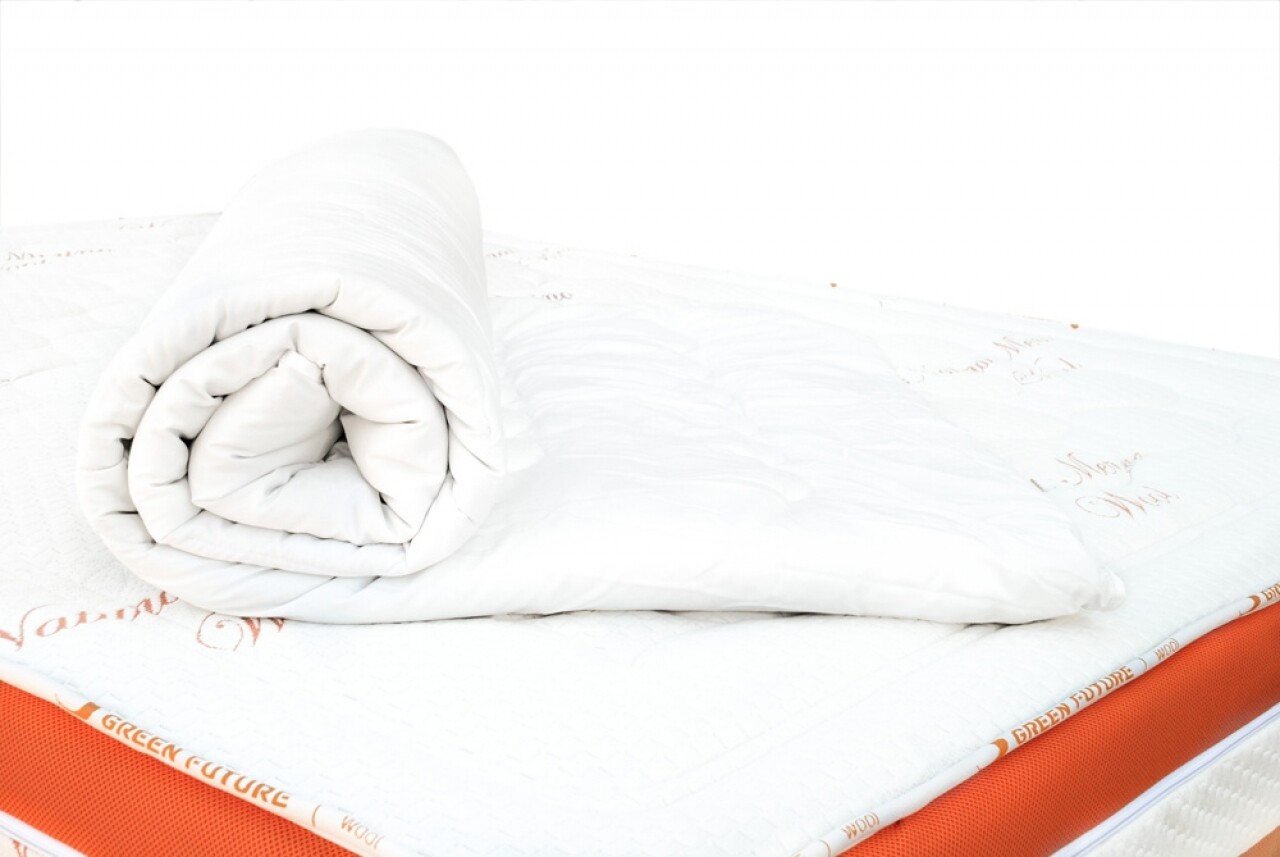 Protecție de saltea Wool 160x200 - Lână Merinos
