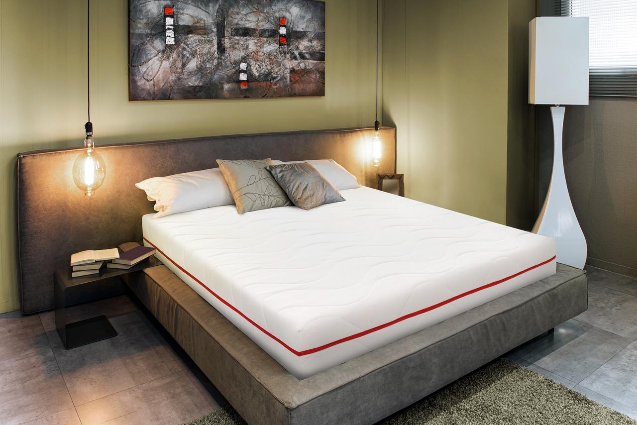 Saltea Performance 2 Hotel Line 80x190 cm - Fibră Siliconică