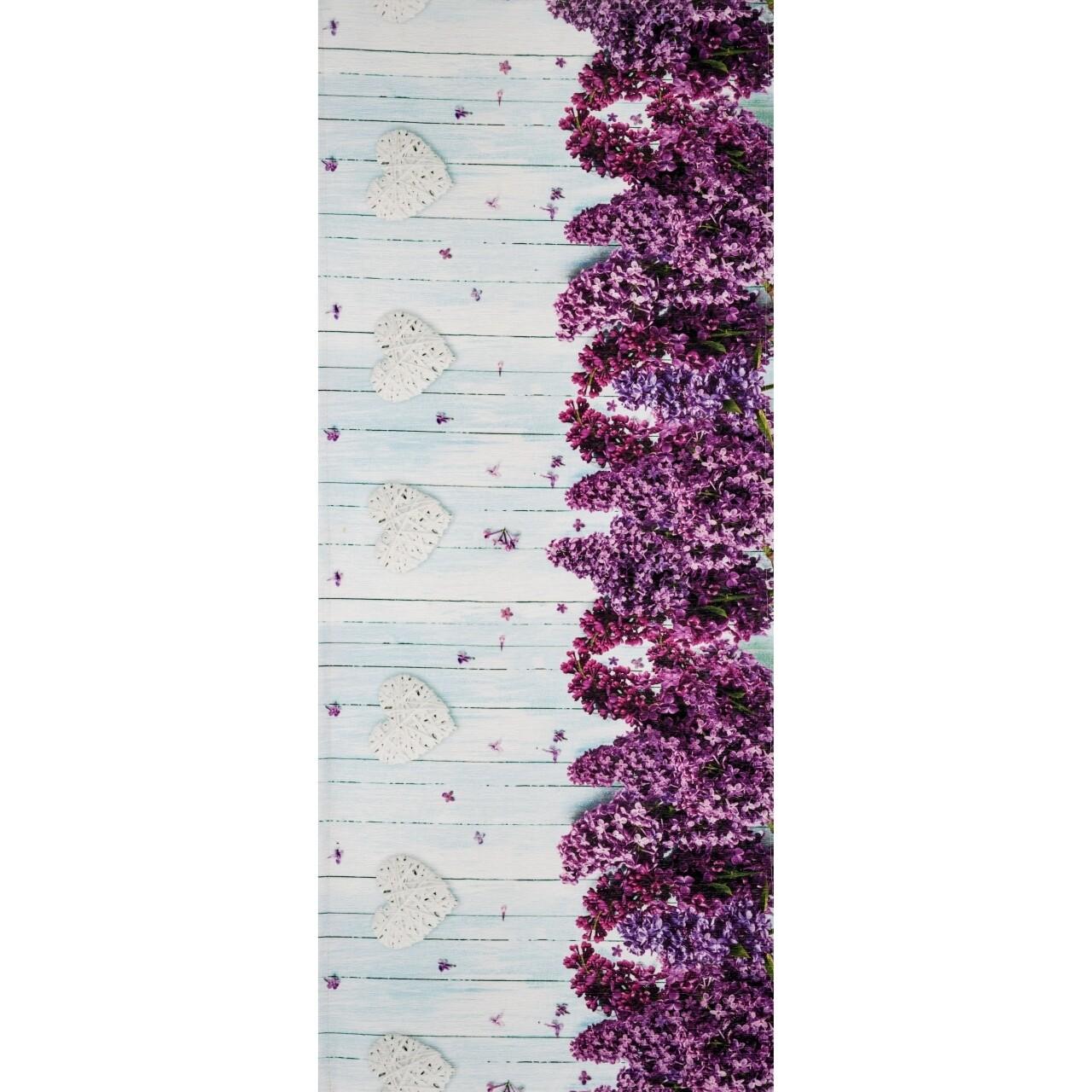 Covor rezistent Webtappeti LILLA CM 58 x 190 cm, amestec bumbac, multicolor