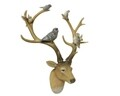 Decoratiune de perete Deer, Decoris