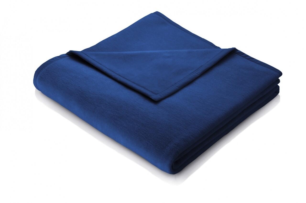 Patura Biederlack Kornblume, 150x200 cm, Albastru