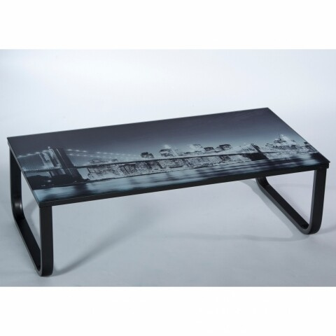 Masuta pentru living, Stolkom, Simple, 105 x 55 x 33 cm