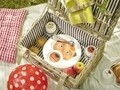 Set mic dejun copii 2 piese, Villeroy & Boch, Animal Friends Tiger, Ø 22 cm/190 ml, portelan premium