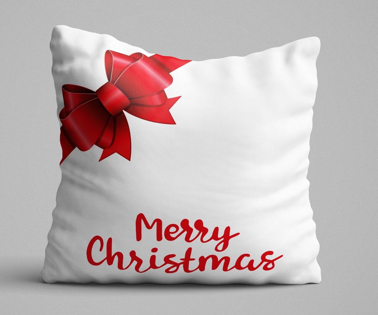 Perna decorativa, Christmas Decoration KRLNTXMAS-13, 43x43 cm, policoton, multicolor