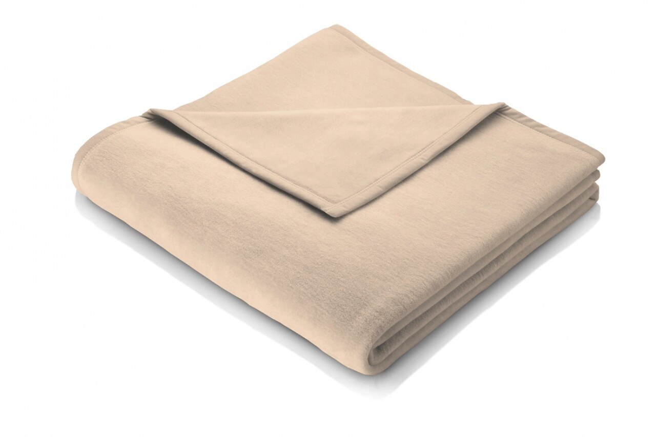 Patura Biederlack Modern Basic, 150x200 cm, crem