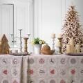Fata de masa, Bedora Christmas Surprise, 140 x 280 cm