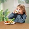 Set mic dejun copii 2 piese, Villeroy & Boch, Animal Friends Dog, Ø 22 cm/190 ml, portelan premium