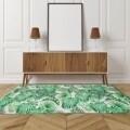 Covor rezistent Webtappeti Tahiti 58 x 115 cm, verde