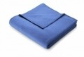 Patura Biederlack Soft Cotton Royal, 150x200 cm, Albastru