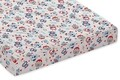 Saltea ortopedica copii Baby Sleepy 60x120 cm, Robots