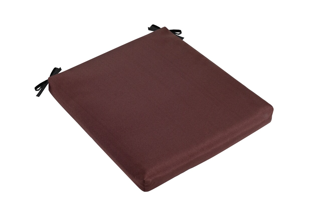 Perna scaun, Alcam, Fantezie Choco, 39x39x3 cm