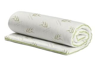 Topper saltea Eucalyptus Confort, 7 zone, 160x190 cm