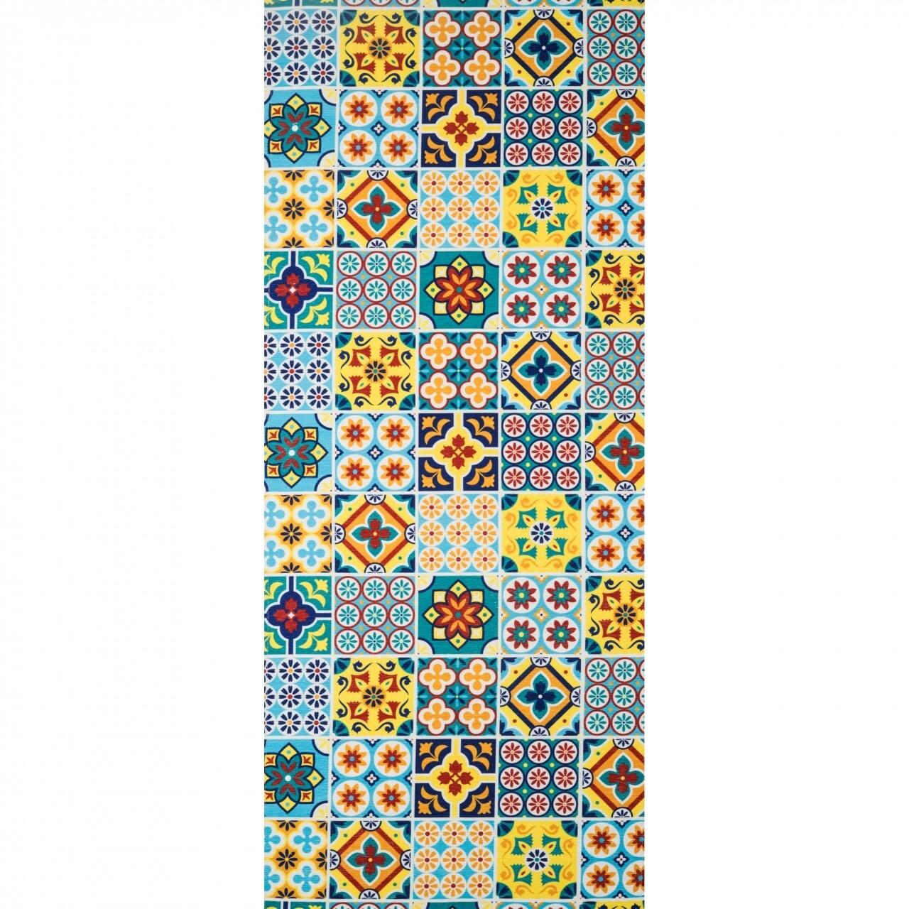 Covor rezistent Webtappeti CERAMICA2 CM 58x80 cm, multicolor