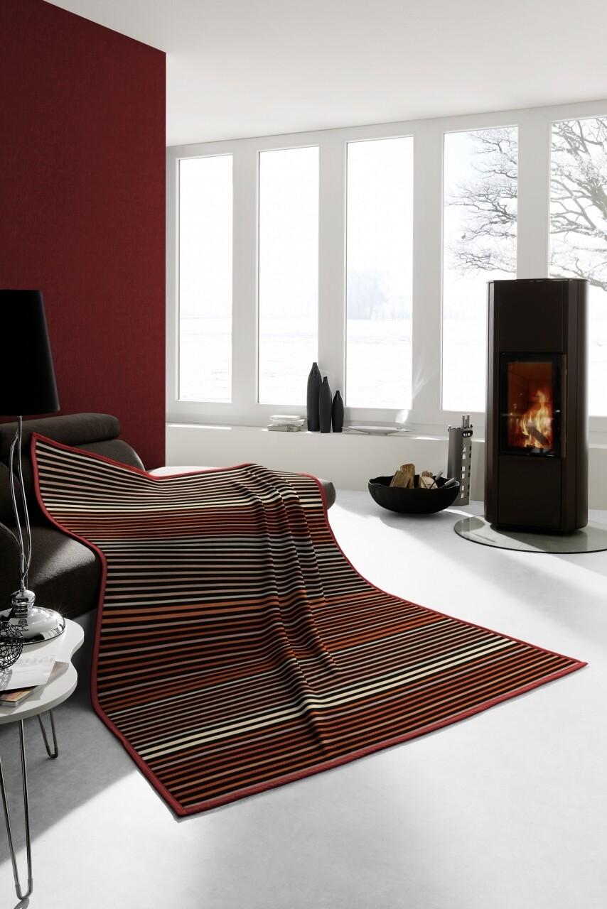 Patura Biederlack Modern Basic Maxim, 150x200, Multicolor