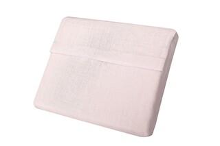 Cearceaf de pat 100% IN, Bedora, 280x280 cm, roz