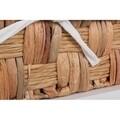 Comoda cu 3 cosuri, Twils, Bizzotto, 38x27x77 cm, lemn de paulownia
