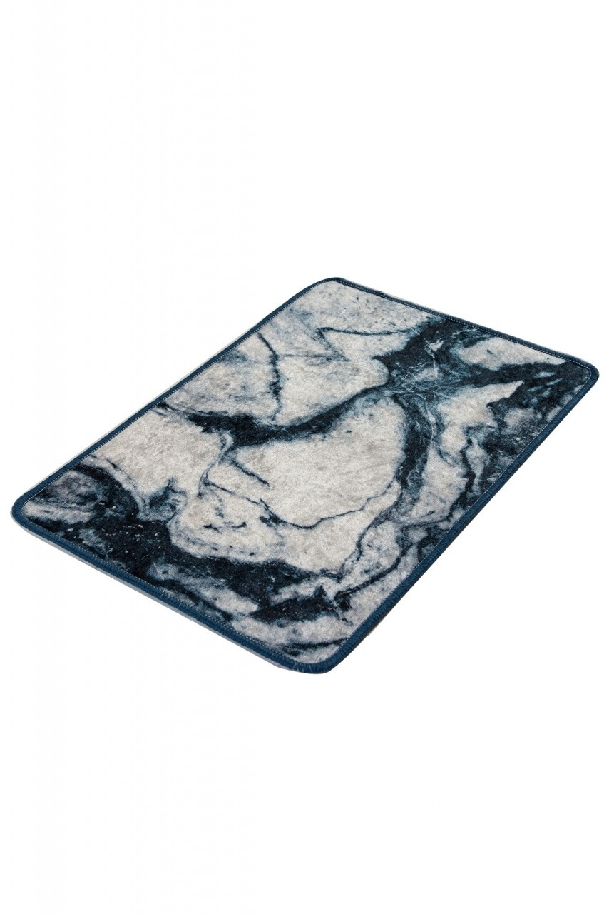 Covoras de baie, Chilai, Mermer DJT, 40x60 cm