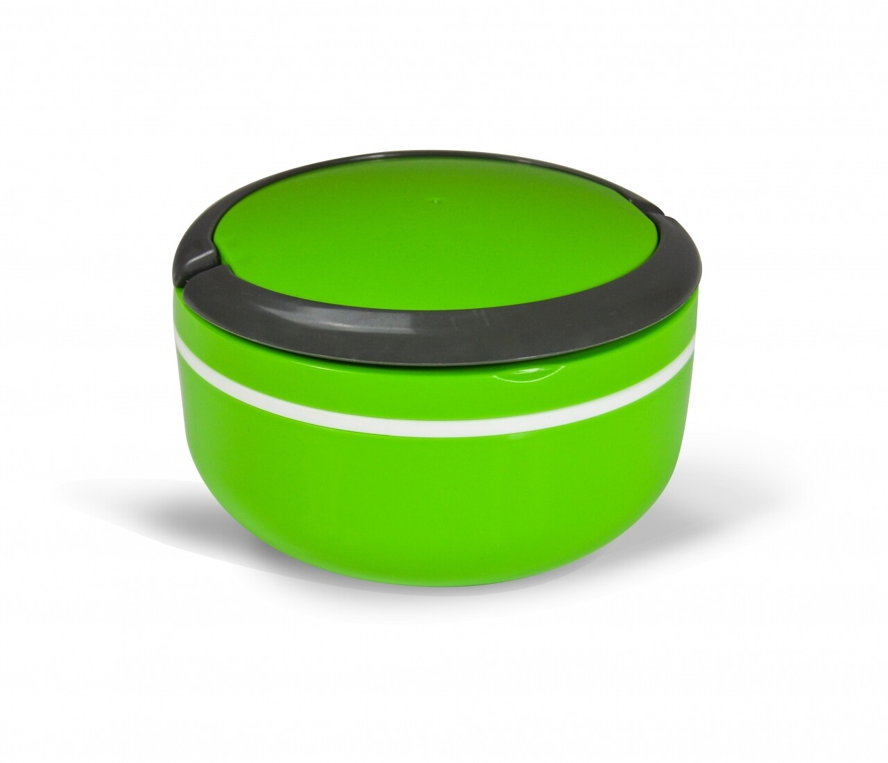 Cutie pentru pranz Jocca, 580 ml, plastic, verde